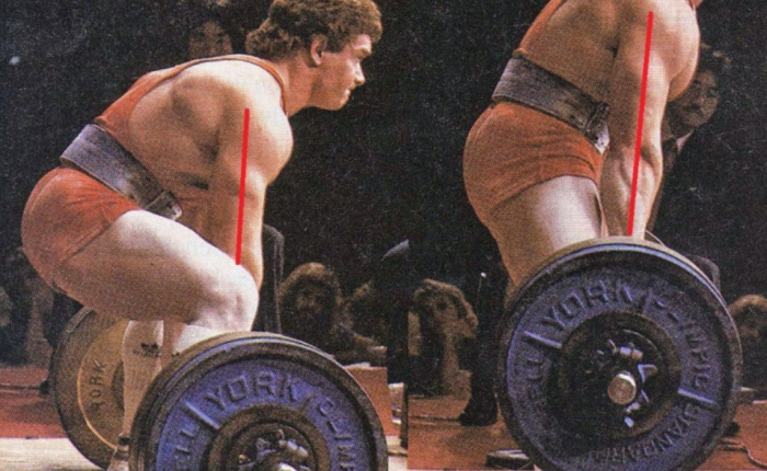 Part I: OMG LOOK AT HIS BACK ROUNDING IN A DEADLIFT. So what?