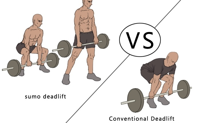 IS SUMO DEADLIFT CHEATING?