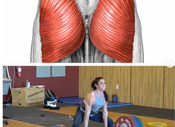 STRONG GLUTES, STRONGLOCKOUT